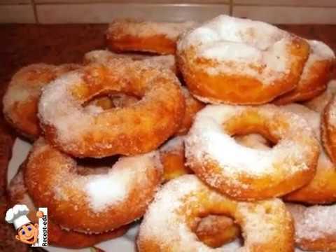 Пончики творожные - good-