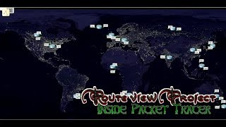 Packet Tracer world build Extra whatsmyip?