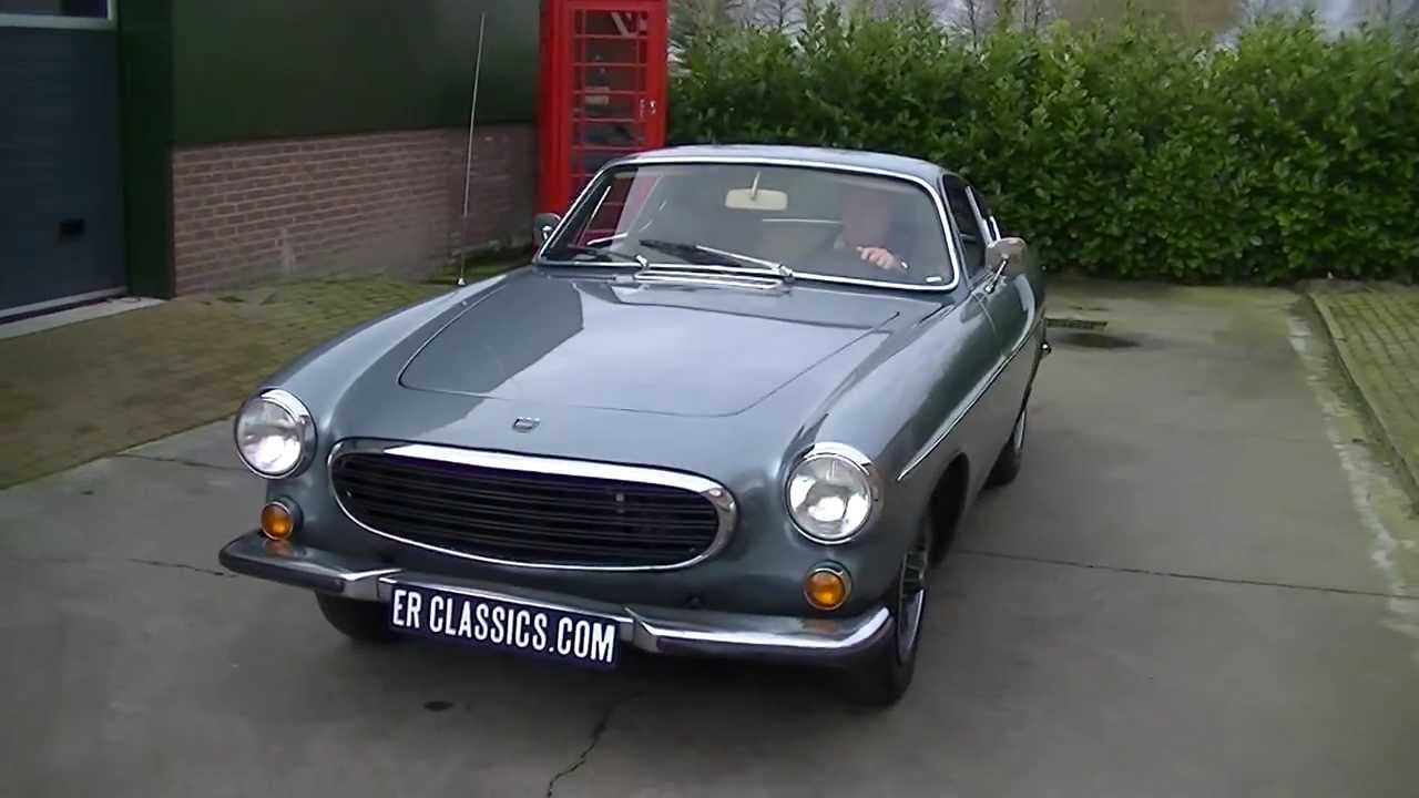 Volvo P1800 E Coupe 1970 In Very Good Condition Leather