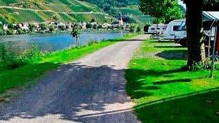 Campingpark Zell/Mosel (Rheinland-Pfalz) September 2015