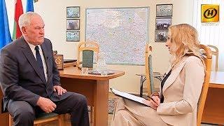 Председатель ЦК ДОСААФ И.В. Дырман о военно-патриотическом воспитании, образовании и спорте thumbnail