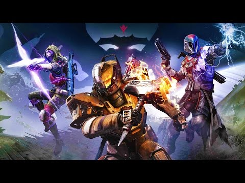 Destiny The Taken King: Gaining Sub-Classes & Destroying Crucible