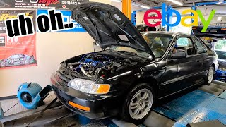 homepage tile video photo for EBAY BOOSTED ACCORD HITS THE DYNO (YIKES)
