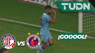 ¡Sentenció el Diablo! | Toluca 2 - 0 Veracruz | Copa MX - Apertura 2019  - Jornada 5 | TUDN
