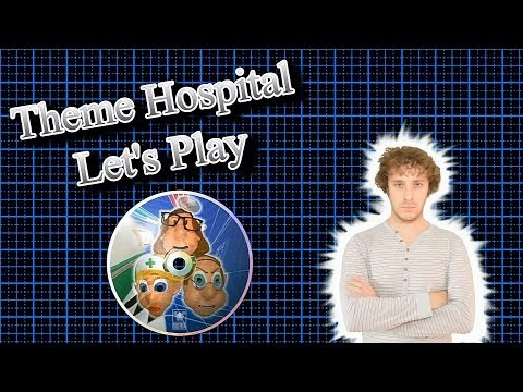 Theme Hospital Let's Play E8 - All My Staff Are Rubbish