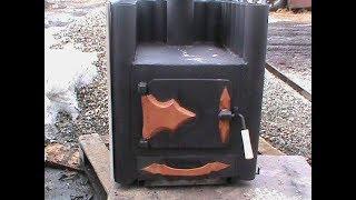 """Изготовление печки конвекционной """" БРИЗ"""" для бани, печь подходит для отопления гаража дачи."""