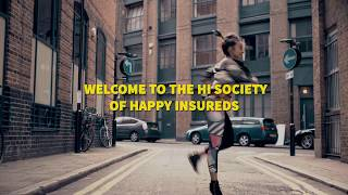 Welcome to the HI Society of Happy Insureds