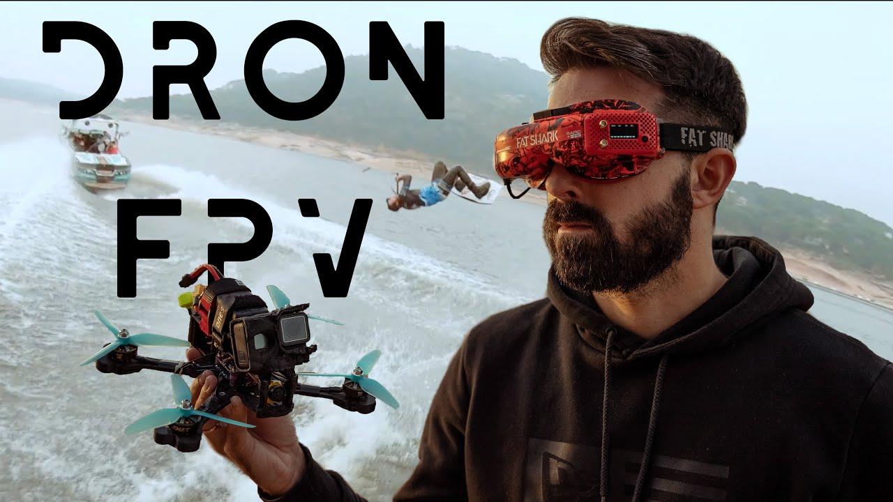 CÓMO VOLAR UN DRON FPV | Pablo Urba