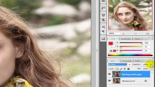 How to make whiteness on face in adobe Photoshop cs5 cs6 7 0 cs4 cs3