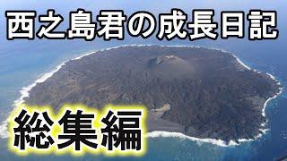 海中噴火継続中!?最新情報とこれまでの噴火を一挙にまとめてみた。Nishinoshima volcano eruption 【西之島】