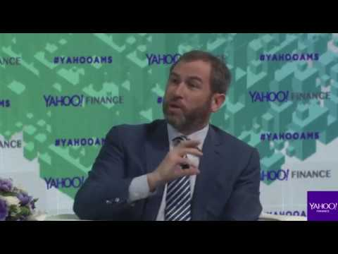 Brad Garlinghouse CEO, Ripple At Yahoo Finance All Markets Summit.  Crypto 2018