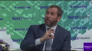 Brad Garlinghouse CEO, Ripple At Yahoo Finance All Markets Summit.  Crypto 2018