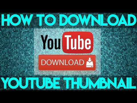 How To Download YouTube Thumbnail (High Quality) Images