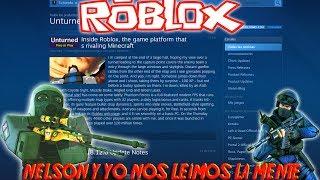 ¿QUE CLASE DE UNTURNED ES ESTE? - ROBLOX CS:GO OMG!!!