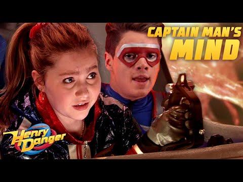 Download Kid Danger Travels INSIDE of Captain Man's Head!   Henry Danger