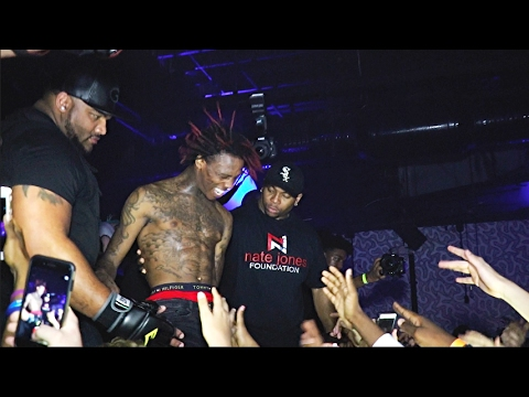 FAMOUS DEX, LIL PUMP, AND SKI MASK LIVE!