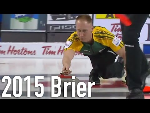 Jacobs (NO) vs. Cotter (BC) 2015 Tim Hortons Brier Draw 4