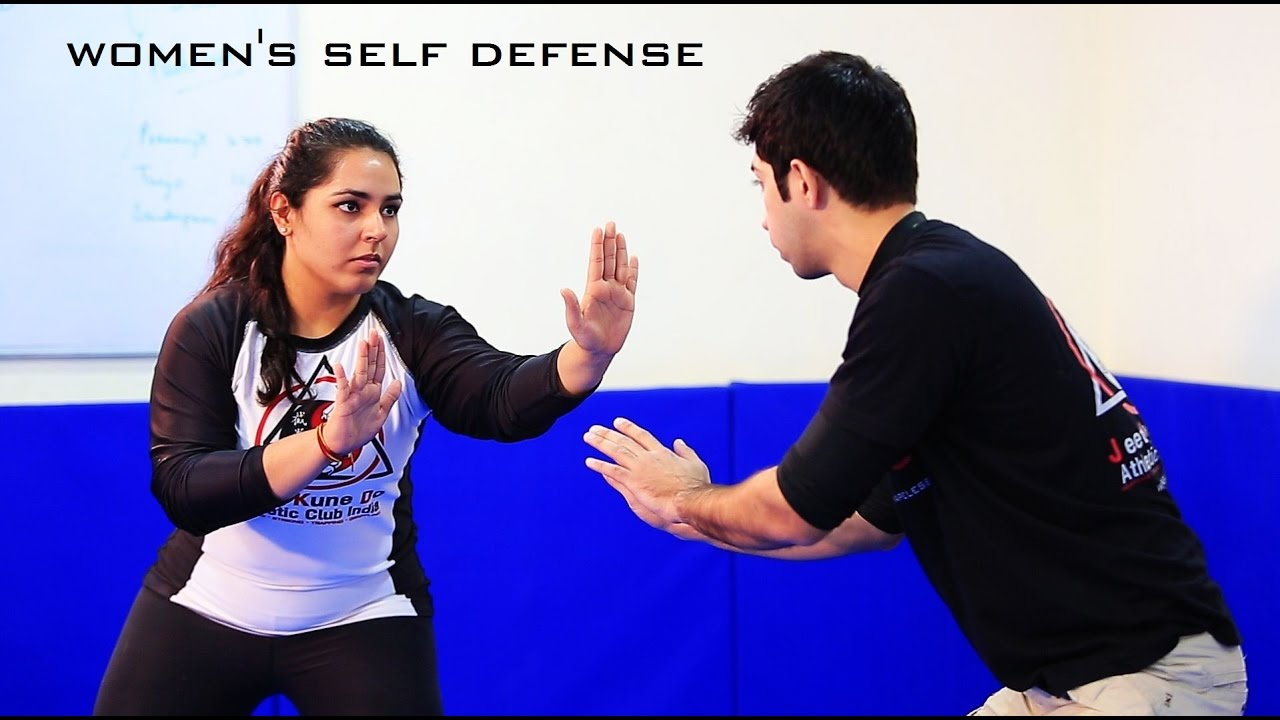 Womens self defense techniques