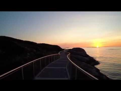 Svevestien ved Atlanterhavsveien