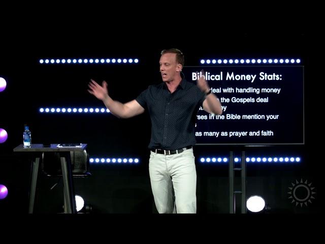 Experiencing God's Favor on your Finances - April 22, 2018