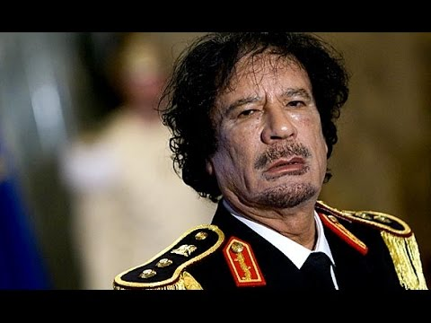 What really happened in Libya - Matthew Millan