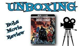 Justice League Steelbook Unboxing  ( Best Buy ) streaming