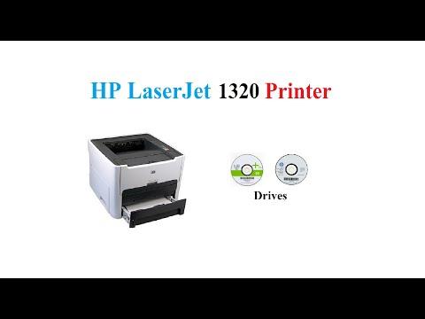 HP LaserJet 1320 | Driver
