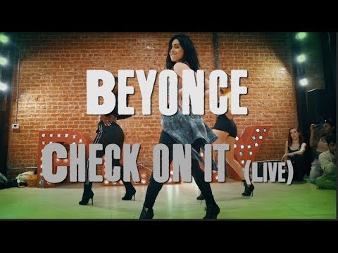 Check on it   Beyonce  Brinn Nicole Choreography