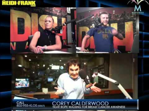 Download Nathan Fielder as Corey Calderwood on KLOS radio (full interview)