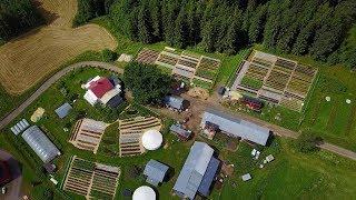 Diversified, Regenerative and Profitable Farm in Sweden