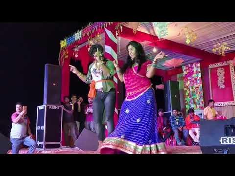 Khesharilal Subhi Sharma | मजा ले लेनी अफ़सोस नइखे | सुपरहिट आर्केस्ट्रा डांस |