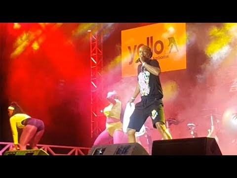Lil Rick - BALANCE BATTY - 2nd Place At Bashment Soca Finals 2019