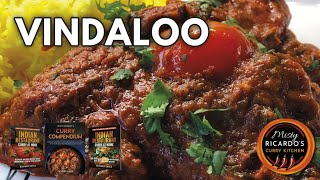Chicken Vindaloo (Restaurant Style) by Misty Ricardo's Curry Kitchen