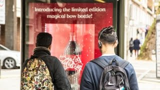 Coca-Cola's magical Christmas campaign | JCDecaux UK