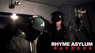 Rhyme Asylum - Fire In The Booth