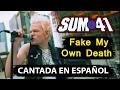 Fake My Own Death Sum 41