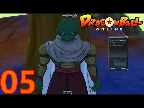 THE FIRST FLIGHT QUEST! - Dragon Ball Online: Global - PlayThrough Part 5 [Live Stream]