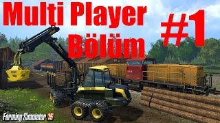 Farming Simulator 2015 Multiplayer Nasıl Oynanır