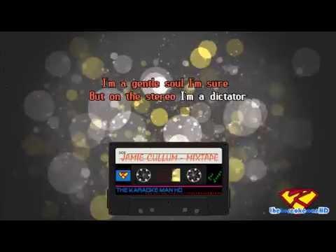 Mixtape - Jamie Cullum KARAOKE (◄thekaraokemanHD►)®