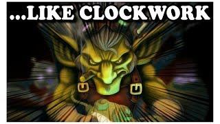 Grubby | WC3 | ...Like Clockwork