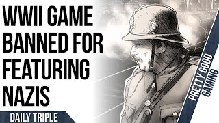 WW2 Game Banned for Having Nazis | Ghost of Tsushima Tops Charts | Geoff Keighley DualSense Hands-On