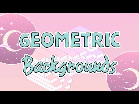 MiNiMALiSTiC BACKGROUNDS PACK / Geometric Tumblr Gifs
