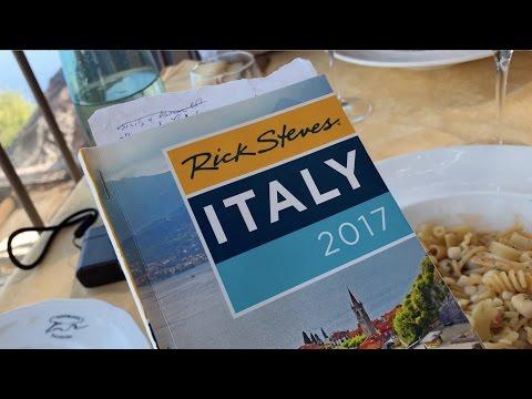 Living My Guidebook, High Above the Amalfi Coast