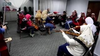 مصر العربية | مكفوفات مصريات يبصرن الأمل بالعزف على أوتار النور