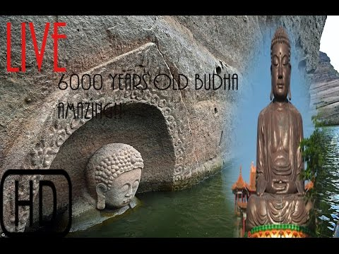 6000 years old budha statue discovered from china| Sunken