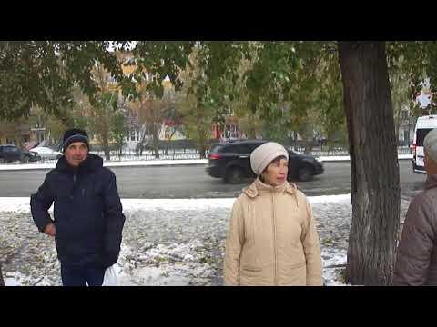 Зима пришла в Екатеринбург (03.10.2017 г.) Нусратуллин Ф.Г.