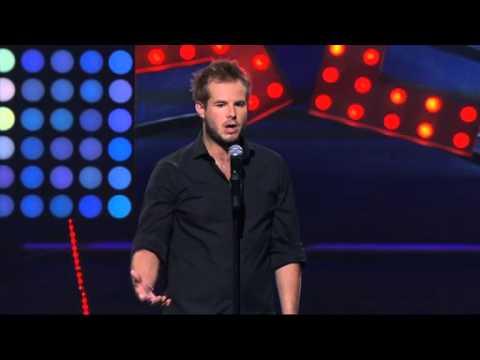 Melbourne International Comedy Festival 2013 Gala - Jimmy McGhie
