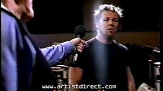 MetallicA [artistdirect com] commercial