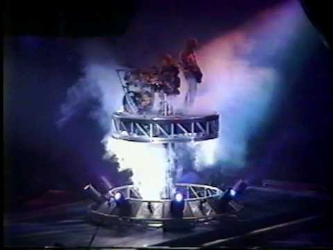 Def Leppard Rocket Binghamton 1992