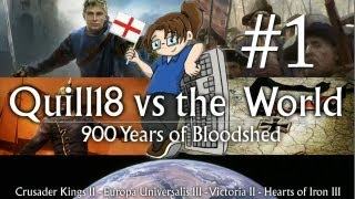 Europa Universalis 3 - England - Part 1